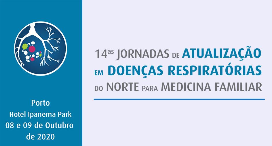 14.ªs Jornadas de Atualização em Doenças Respiratórias do Norte em Medicina Familiar