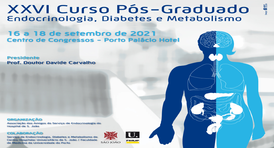 XXVI Curso pós graduado de Endocrinologia, diabetes e metabolismo