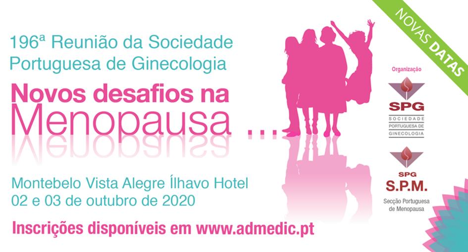 196.ª Reunião da Sociedade Portuguesa de Ginecologia