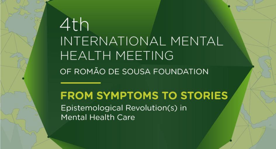4.º Encontro Internacional em Saúde Mental: