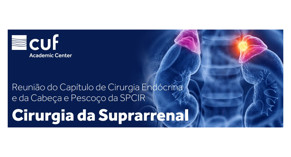 Cirurgia da supra renal - Reunião do capítulo de CECP da SPCIR