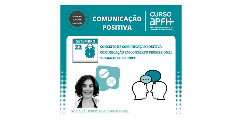 Curso APFH | Comunicação positiva