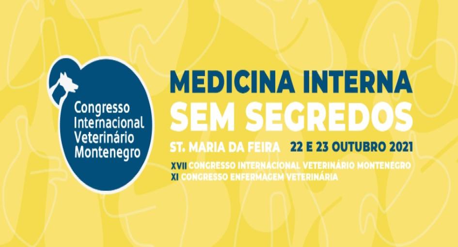 XVII Congresso Internacional Veterinário Montenegro