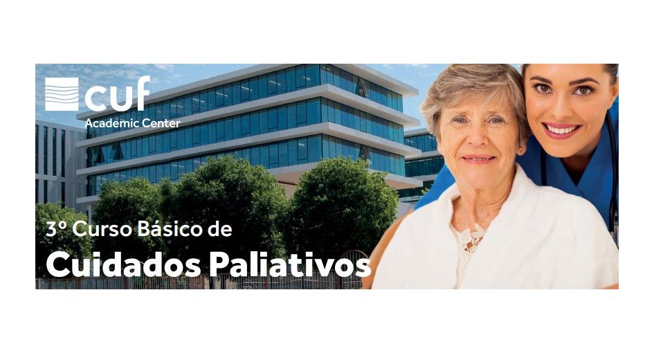 3º Curso básico de cuidados paliativos