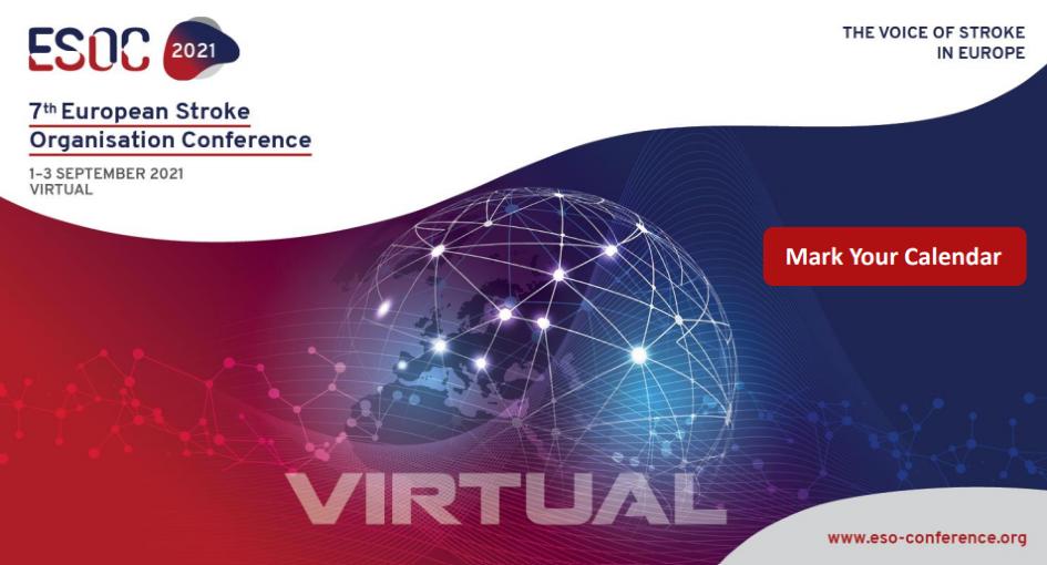7th European Stroke Organisation Conference - ESOC 2021