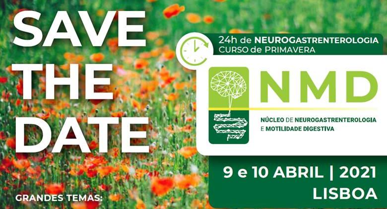 24h de Neurogastrenterologia | Curso de Primavera
