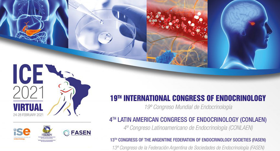 ICE - International Congress of Endocrinology Virtual