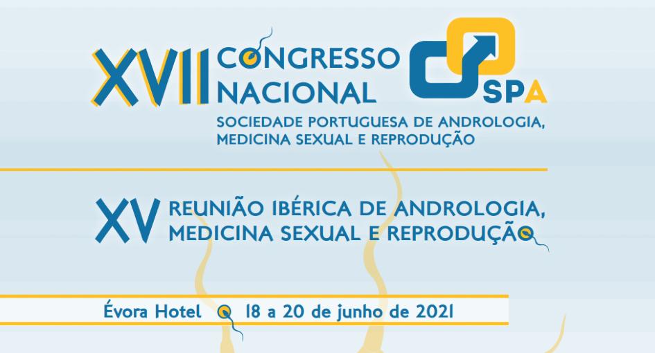XVII Congresso Nacional da Sociedade Portuguesa de Andrologia, Medicina Sexual e Reprodução