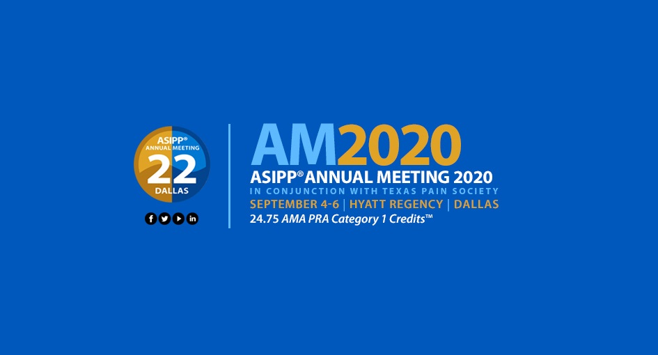 22nd Annual Meeting of the American Society of Interventional Pain Physicians (ASIPP)