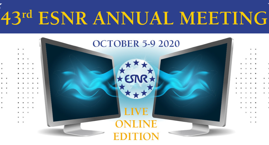 43rd ESNR Annual Meeting