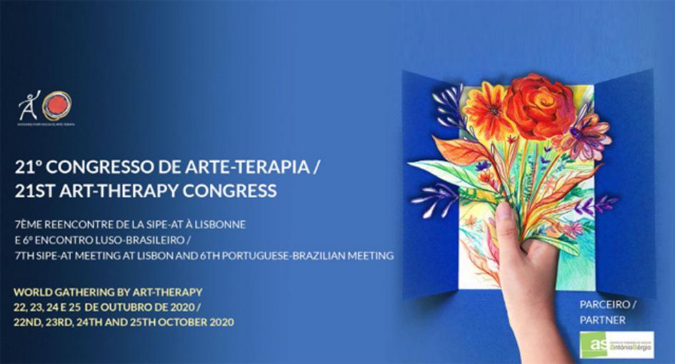 21.º Congresso de Arte-Terapia: