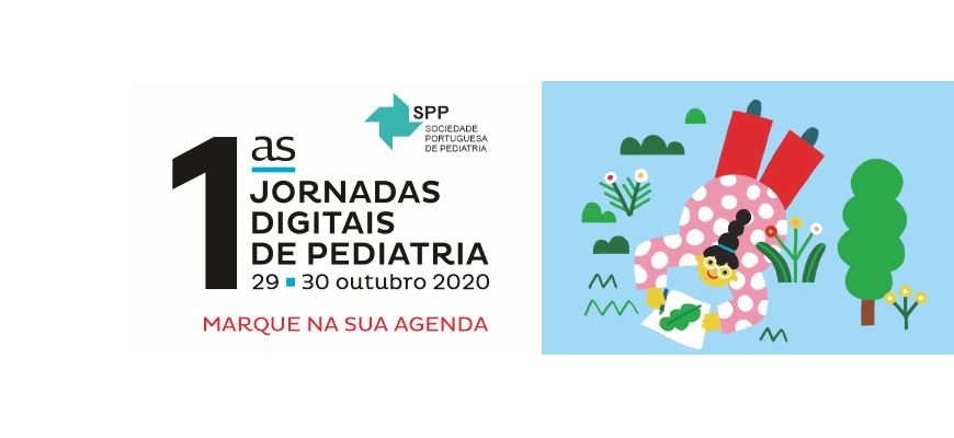 1.ªs Jornadas Digitais de Pediatria da SPP