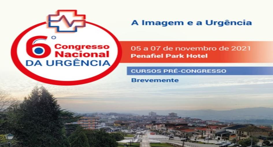 6.º Congresso Nacional da Urgência